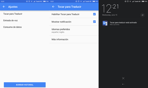 Como usar o Google Translate em WhatsApp 2